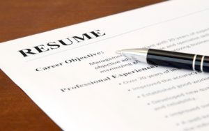 What Is The Basic Pattern To Write A Resume?