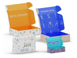 Know About the Benefits Associated With Custom Boxes